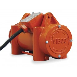 Vibco - 2PX-450-1 - Electric Vibrator, 5.0/2.5A, 230V, 1-Phase