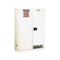 Justrite - 894505 - 45 gal. Flammable Cabinet, 65 x 43 x 18, Manual Door Type