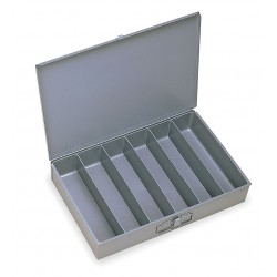 Durham - 117-95-D925 - Compartment Box, 12 Drawer Depth, 18 Drawer Width, Compartments per Drawer 6