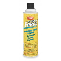 CRC - 14430 - CRC 14430 HydroForce Germicidal Foam Cleaner - 19oz Aerosol Can