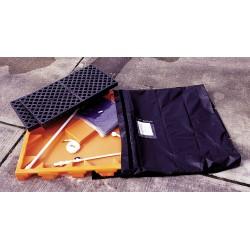 Ultratech - 6350 - Decon Deck Tarp, 12 FT x 14 FT, Vinyl