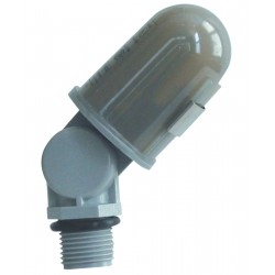 NSi Industries - 2002 - Photocontrol, 208 to 277VAC Voltage, 4620 Max. Wattage, 180 Swivel, 1/2 Conduit Mounting