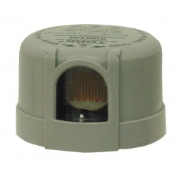 NSi Industries - 5021M - Photocontrol, 105 to 130VAC Voltage, 2000 Max. Wattage, Turn-Lock Mounting