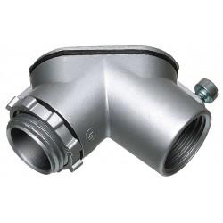 Arlington Industries - 9100 - Arlington 9100 EMT Pulling Elbow, EMT/Rigid, Set Screw, 1/2 inch, Zinc Die Cast