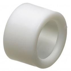 Arlington Industries - EMT100 - Arlington Push-On Insulating Bushings - 1 Diameter - Bush - White - 100 Pack