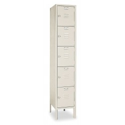 lyon workspace pp5302su box locker 12 in w 12 in d 66 in h. Black Bedroom Furniture Sets. Home Design Ideas