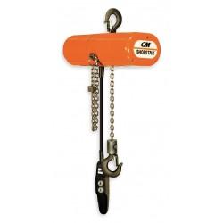 Columbus McKinnon - 2089 - Shopstar Elec Chain Hoist 500lb 115v 12fpm