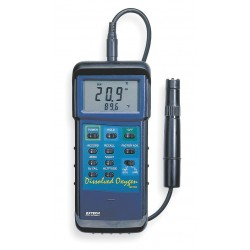 Extech Instruments - 407510 - Extech 407510 Dissolved Oxygen Meter Kit