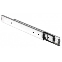 Accuride - SS0330-22P - Side or Hard Drawer Slide, Non Disconnect, Conventional, Extension Type: Full, 2 PK