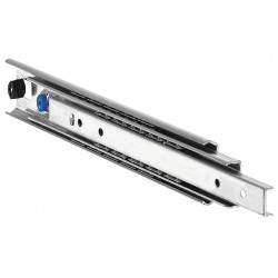 Accuride - SS5321-18P - Side or Hard Drawer Slide, Non Disconnect, Conventional, Extension Type: Over Travel, 2 PK