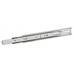 Accuride - C 2907-18D - Bracket Drawer Slide, Lever, Soft Close, Extension Type: 3/4 Extension, 2 PK