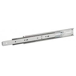 Accuride - C 2907-24D - Bracket Drawer Slide, Lever, Soft Close, Extension Type: 3/4 Extension, 2 PK