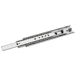 Accuride - C 3600-22D - Side Drawer Slide, Non Disconnect, Soft Close, Extension Type: Full, 2 PK
