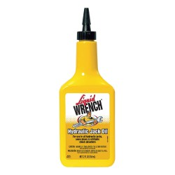 Radiator Specialty - M3312 - Hydraulic Jack Oil, 12 Oz