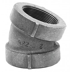 Anvil Fittings - 0300030004 - Elbow, 22-1/2, FNPT, 3/4 Pipe Size - Pipe Fitting