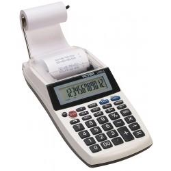 Victor - 1205-4 - Portable Desktop Calculator, LCD, 12 Digit