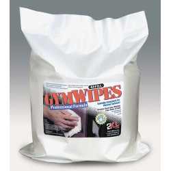 2XL - 2XL-38 - Gym Equipment Wipes Refill, 8 x 7, 700 Wipes per Container, 1 EA