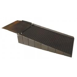 Ultratech - 0678 - Spill Pallet Ramp, Black, 700 lb.