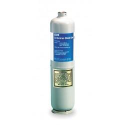 MSA - 804769 - Oxygen, Hydrogen Sulfide, Methane Calibration Gas, 58L Cylinder Capacity