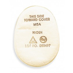 MSA - 815394 - MSA N95 Pre-Filter, ( Package )