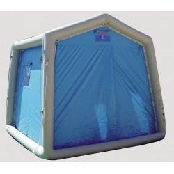 FSI North America - DAT3030S - Decontamination Shower, 2Line, 120x120x108