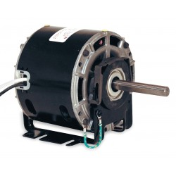 A.O. Smith - 9640 - 1/6 HP Direct Drive Blower Motor, Shaded Pole, 1550 Nameplate RPM, 115 Voltage, Frame 42Y