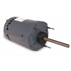 A.O. Smith - C512V1 - 1/2 HP Condenser Fan Motor, Permanent Split Capacitor, 850 Nameplate RPM, 200-230/460 Voltage, Frame 56Y