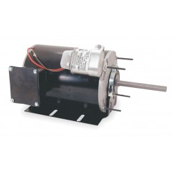 A.O. Smith - FB1056TE - 1/2 HP Condenser Fan Motor, Permanent Split Capacitor, 1075 Nameplate RPM, 208-230/460 Voltage, Frame 48