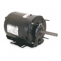 A.O. Smith - FB1106TE - 1 HP Condenser Fan Motor, Permanent Split Capacitor, 1075 Nameplate RPM, 208-230/460 Voltage, Frame 56Y