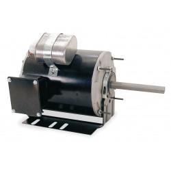 A.O. Smith - FB1076V1 - 3/4 HP Condenser Fan Motor, Permanent Split Capacitor, 1075 Nameplate RPM, 208-230/460 Voltage, Frame 48