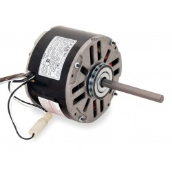 A.O. Smith - 9645 - 1/6 HP Direct Drive Blower Motor, Permanent Split Capacitor, 1625 Nameplate RPM, 208-230 Voltage