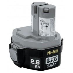 Makita - 193158-3 - Makita 193158-3 14.4 Volt 2.6 Amp Pod Style Battery
