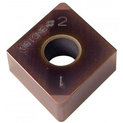 Sumitomo Electric Carbide - 2NCCNGA432-BNC100 - Diamond Turning Insert, CNGA, 432, MULTI-TIP (2)-BNC100