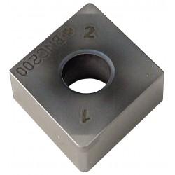 Sumitomo Electric Carbide - 2NCCNGA433-BNC200 - Diamond Turning Insert, CNGA, 433, MULTI-TIP (2)-BNC200