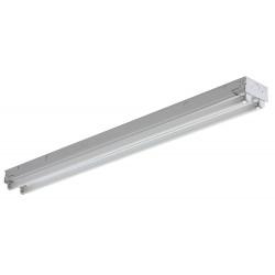 Acuity Brands Lighting - C217 MV - Lithonia Lighting C217 MV Strip Light, 2 ft, 2-Light, 17W, Medium Bi-pin