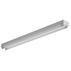 Acuity Brands Lighting - C225MV - Lithonia Lighting C225MV General Purpose Strip, 3', 2-Lamp, T8, 120/277V, 25W