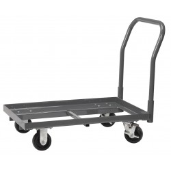 Other - R216CS2836 - 35H x 28-1/8W Steel Mobile Bin Cart, 900 lb. Load Capacity