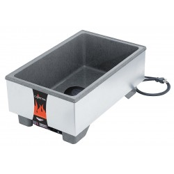 The Vollrath Company - 72020 - Up to 4 Deep Pans Stainless Steel/Thermoset Resin Well Rethermalizer