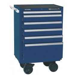 Kennedy - 2702MPBL - 00873 Smooth Blue 6 Drawer Maint. Pro Roll. Cab.