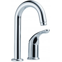 Delta Faucet - 1903-DST - Brass Kitchen Faucet, Manual Faucet Operation, Number of Handles: 1