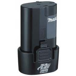 Makita - BL7010 - Makita BL7010 BL7010 7.2 Volt 1 Amp Battery