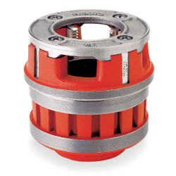 "RIDGID - 37410 - Alloy NPT Manual Threader Die Head, 1-1/2""-11-1/2 TPI"