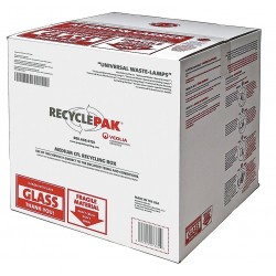 RecyclePak / Veolia - SUPPLY-192 - Lamp Recycling Kit, 15x15x15In