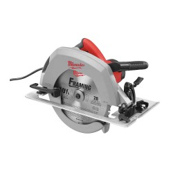 "Milwaukee Electric Tool - 6470-21 - Milwaukee 120 V 15 A 5200 RPM Corded Double Insulated Circular Saw With 5/8"" Chuck"
