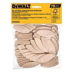 Dewalt - DW6820 - DeWALT DW6820 75 PC. #10 Biscuits