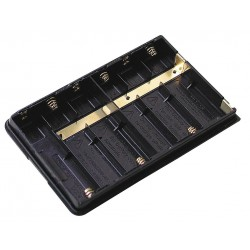 Vertex Standard - FBA-25A - Alkaline Battery Case