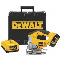Dewalt - DCS330L - DeWALT DCS330L 18V XRP Lithium-Ion Jig Saw Kit