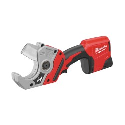 Milwaukee Electric Tool - 2470-21 - Milwaukee 2470-21 M12 12V Plastic Pipe Shear w/ Battery
