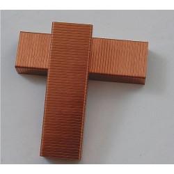 Other - 4PME9 - Carton Staples, Adhesive Stick, Sharp, Crown 1-3/8, Leg Length 3/4, 25000 PK