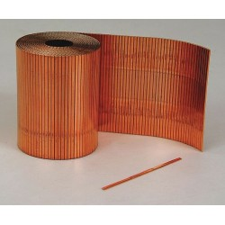 Other - 4PMF4 - Carton Staples, Adhesive Coil, Sharp, Crown 1-1/4, Leg Length 5/8, 24000 PK